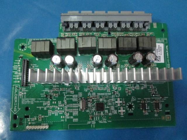 PLACA PRINCIPAL SOM LG MODELO BH9540TW-FT CÓDIGO EAX65033801(VER1.4) / EBR78389301