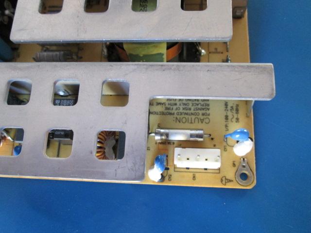 PLACA FONTE PROVIEW DPS-283BP MODELO VU42LFHDTV10A / GV42LHDTV / GV42LFHDTV10A / VW42LFHDTV10A / VS42LFHDTV10A / L42HDTV10A  - Jordão R.Camacho