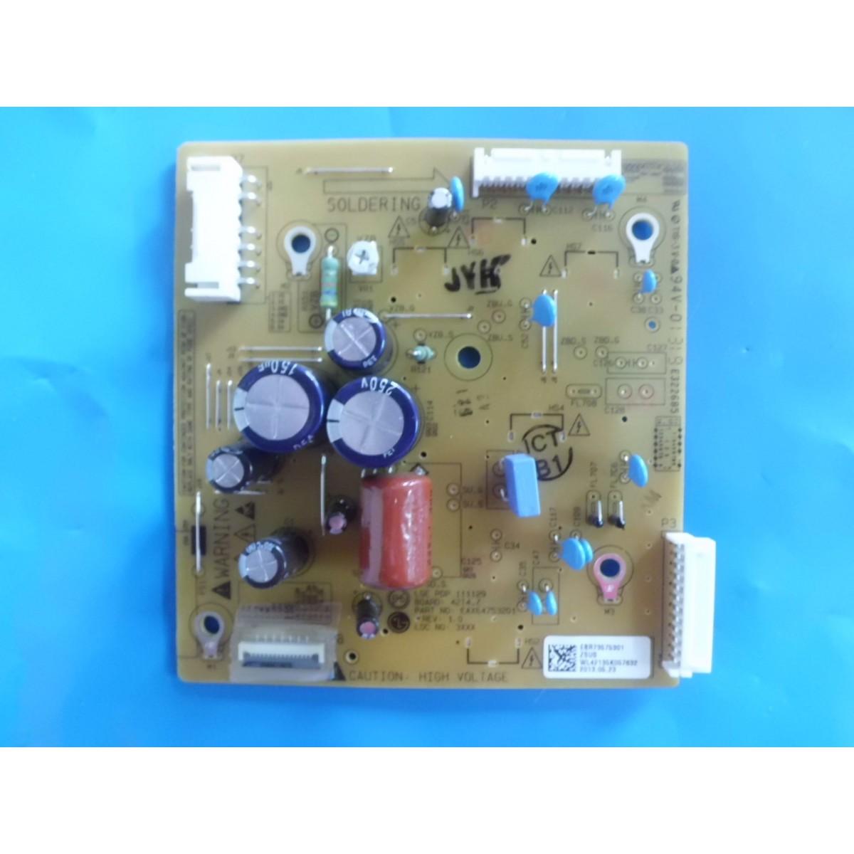 PLACA ZSUS LG 42PA450042PM4700 42PN4600 EAX64753201 / EBR73575301  - Jordão R.Camacho