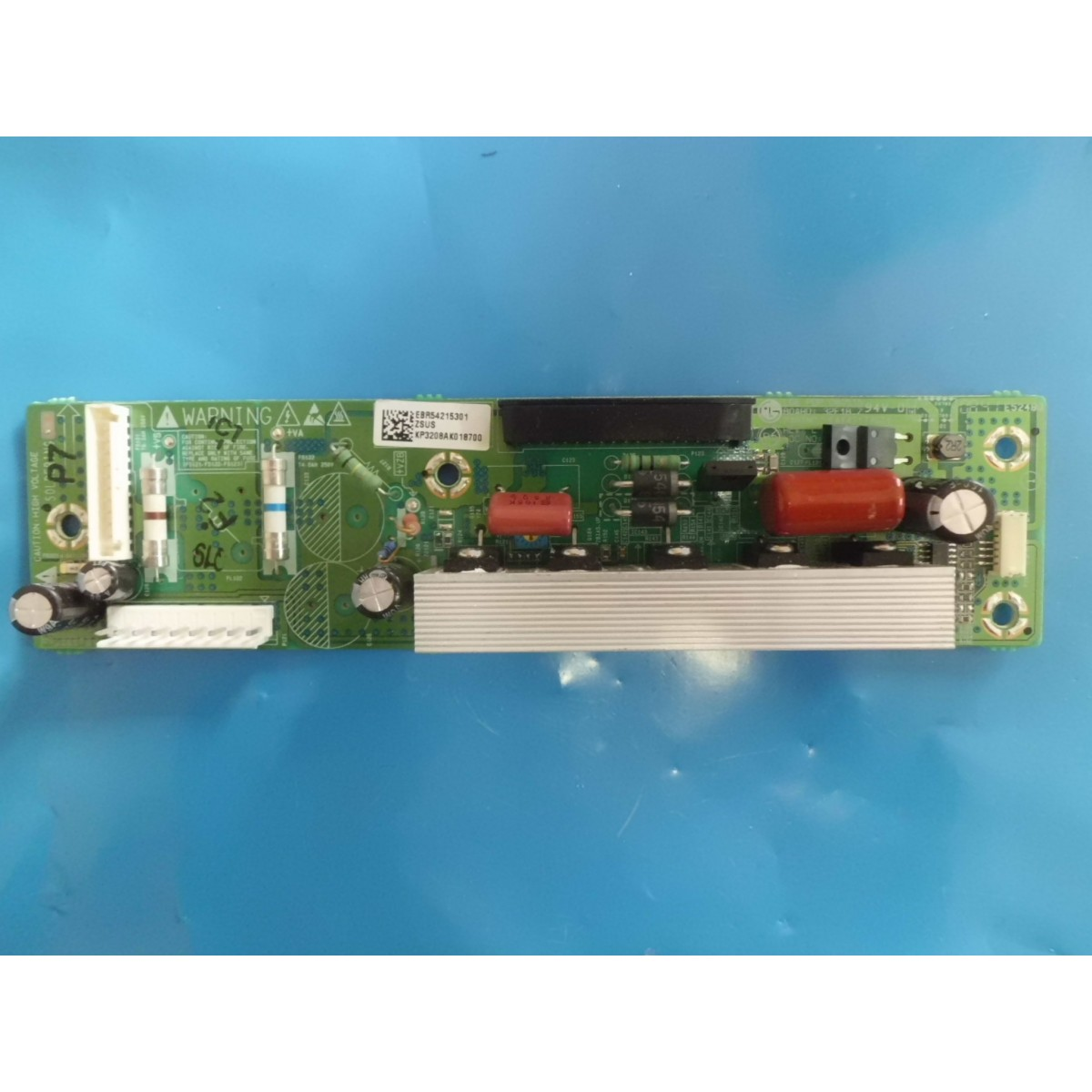PLACA ZSUS LG MODELO 32PC5RV EAX43177601 / EBR54215301