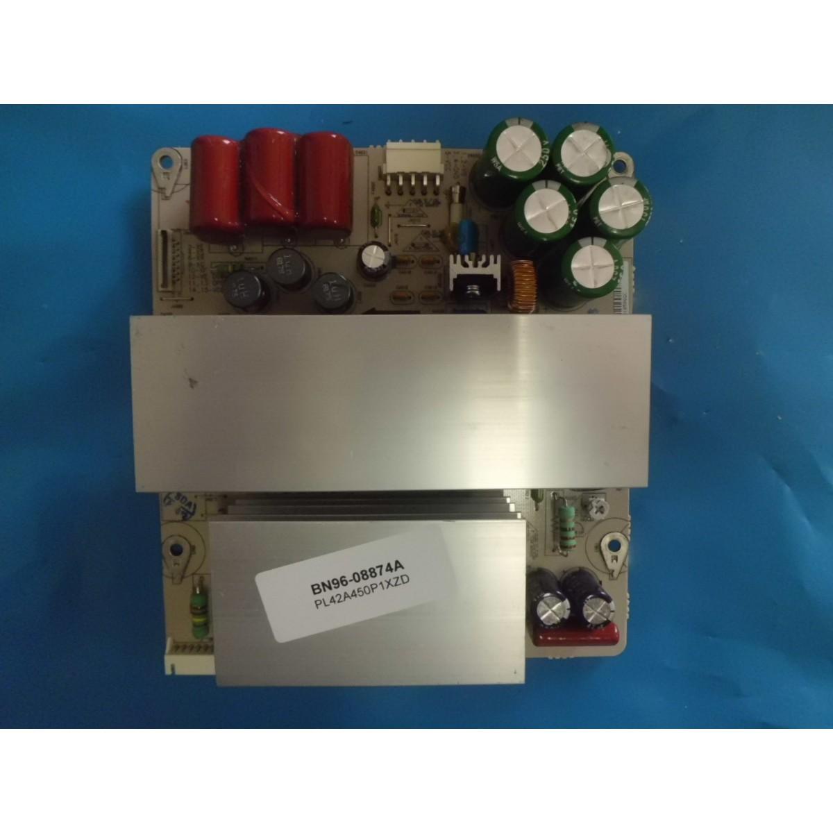 ZSUS SAMSUNG LJ41-05076A / LJ92-01482A / BN96-08874A MODELO PL42A450P1XZD