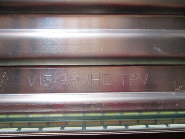 BARRA DE LED PHILIPS MODELO 49PUG7100/78 CÓDIGO 6922L-0170A V15-49UDH-TPV
