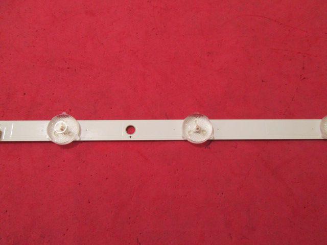 BARRA DE LED SAMSUNG UN40H5100AG COM 13 LEDS CÓDIGO DMGE-400SMA-R2