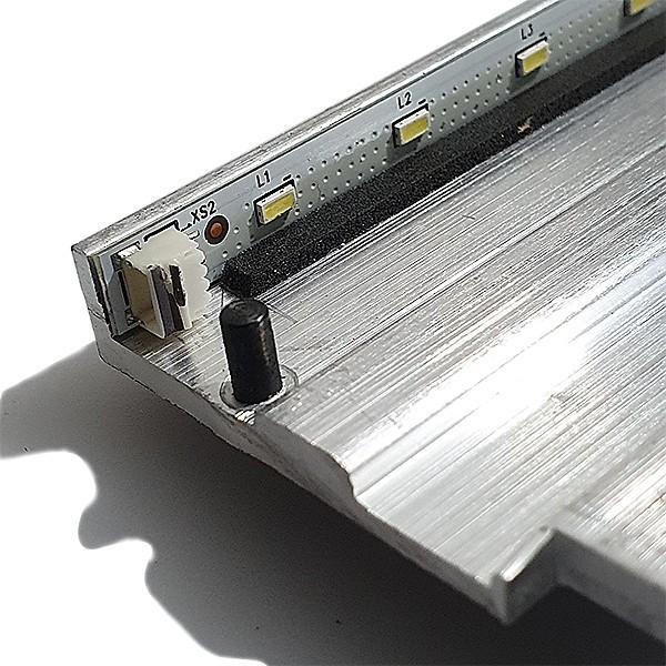 BARRA DE LED SEMP TOSHIBA MODELO LE2456(A) F CÓDIGO 37020784