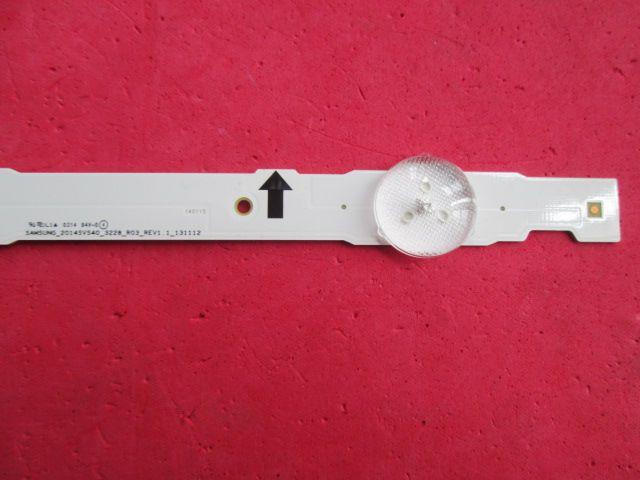 BARRA DE LED SAMSUNG UN40H5500AG LM41-00041N REV1.1