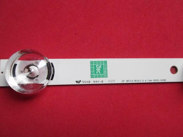 BARRA LED LG 32LB550B CÓDIGO 6920L-0418D 6916L-1974B WOOREE A
