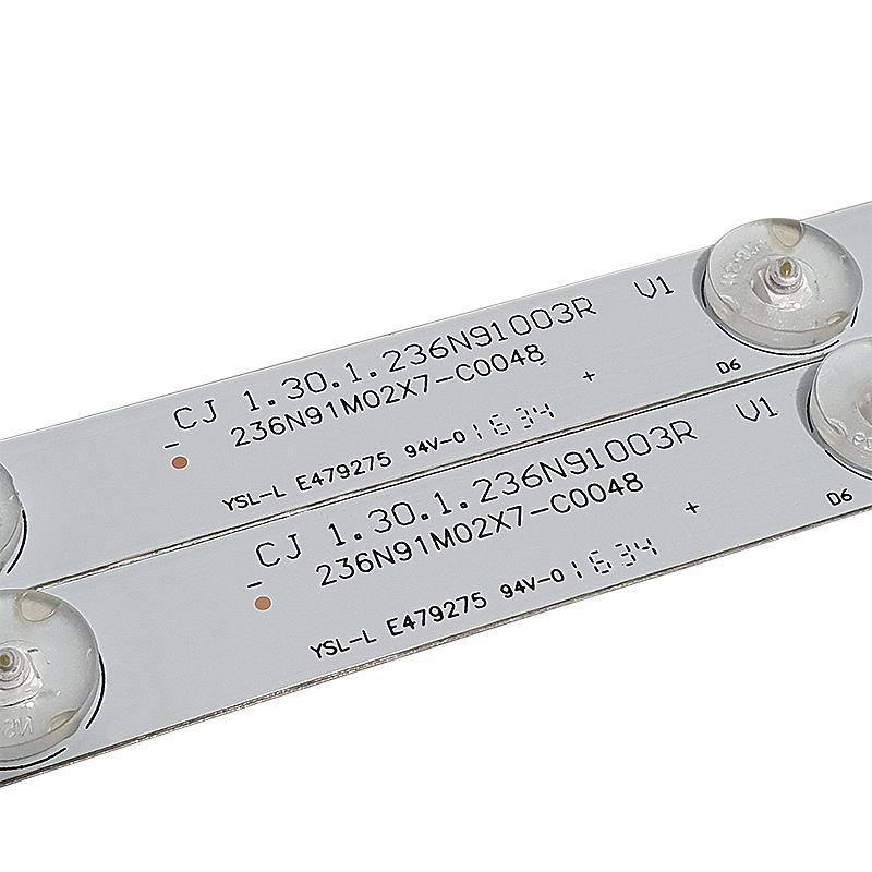 BARRA LED SEMP TOSHIBA LE3250 (B) LE3252 73CM LJ64-03019A