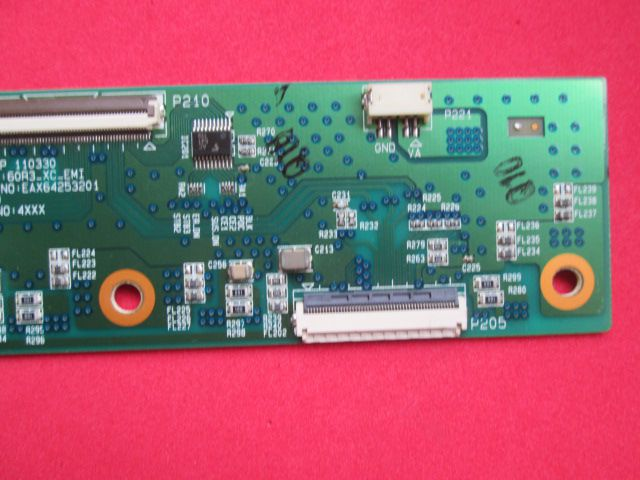 BUFFER LG EAX64253201 / EBR73531801 MODELO 60PV400 / 60PV450