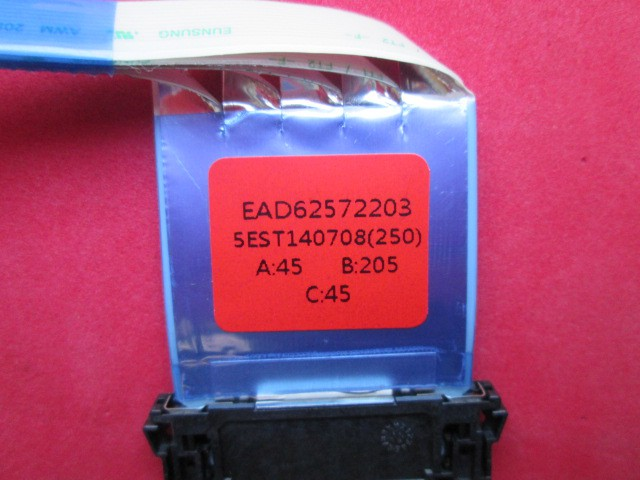 CABO FLAT LG 32LB5600 39LB5600 39LB5800 42LB5500 42LB5600 42LB5800 42LB6200 47LB5600 49LB5600 49LB6200 50LB5600 55LB5600 55LB6200 55LY540 42LY340 EAD62572203