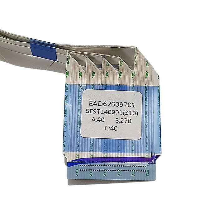 CABO FLAT LG - Modelo 32LB560B 32LB580B 32LB550B 32LN570B | Código EAD62609701