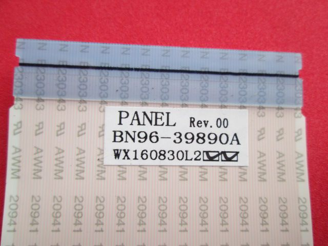 CABO FLAT SAMSUNG MODELO UN49KS7000G CÓDIGO BN96-39890A