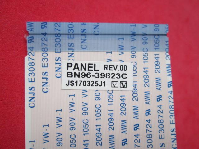 CABO FLAT SAMSUNG UN40KU6000 / UN40MU6100 / UN49KU630 CÓDIGO BN96-39823C