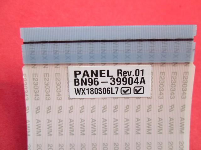 CABO FLAT SAMSUNG UN55KU6500G UN58MU6120 BN96-39904A