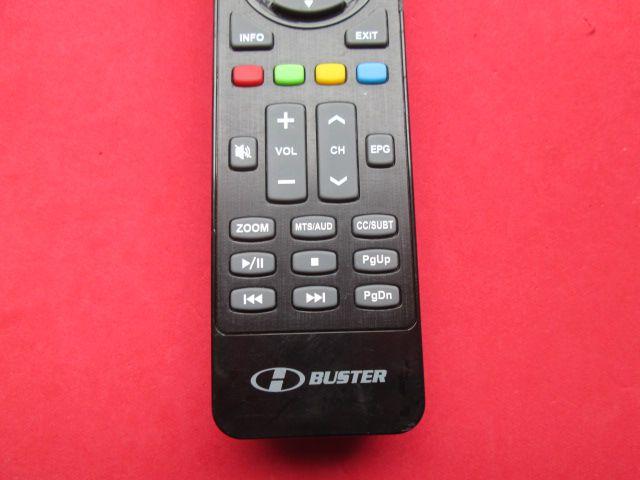 CONTROLE REMOTO  ORIGINAL TV  LED H BUSTER HBTV-32D06HD