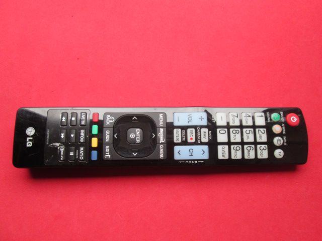 CONTROLE REMOTO TV LG ORIGINAL CÓDIGO AKB72914210 SEMI NOVO