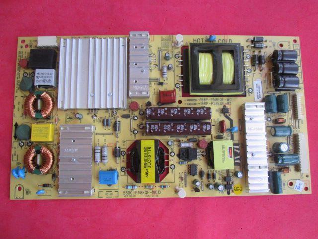 FONTE   PHILCO   5800-P58EQF-W010 / 168P-P58EQF-W0 / 168P-P58EQF-W1   MODELO   PH58E38DSG