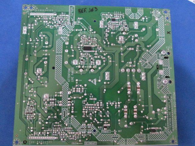 PLACA FONTE PHILIPS 715G5548-P01-W20-002M MODELO 42PFL3507D/78 CONEXAO PRETA DE ENERGIA.