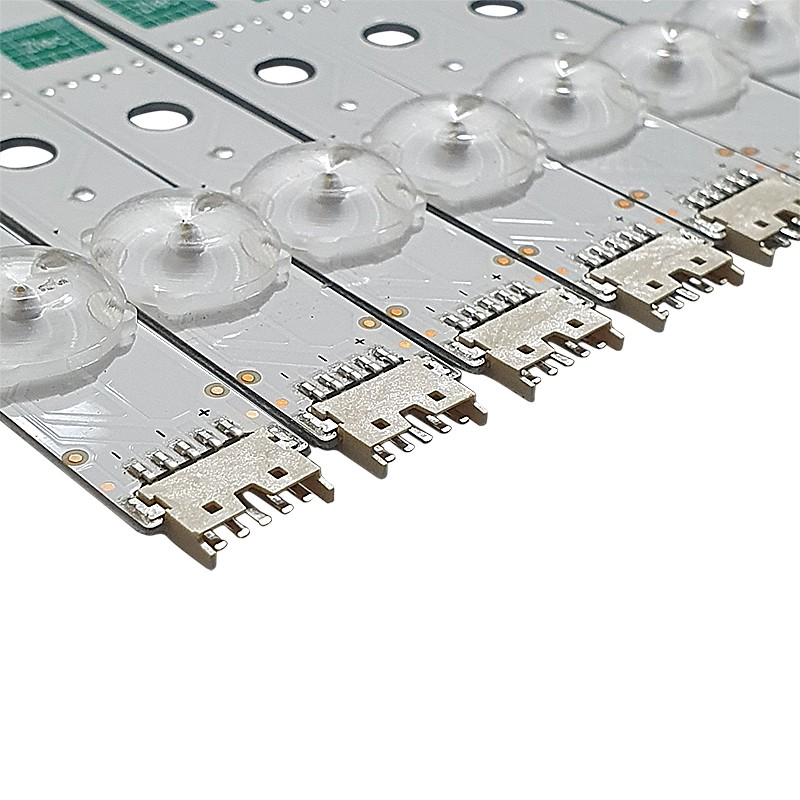 KIT 20 BARRAS LED LG - Modelo 55SK9000PUA | Código SSC_SLIMDRT_55SK85(40B)