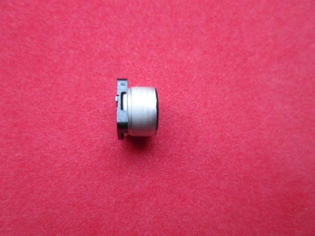 KIT 25 PÇS CAPACITOR ELETROLÍTICO SMD 100uF 15V 305A 1A01 DIAM. 8 X COMPR. 6,5 MM