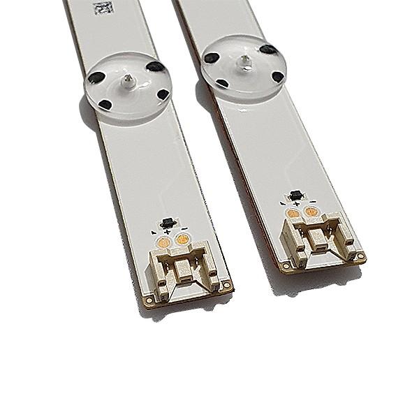KIT 2 BARRAS DE LED LG - Modelos 32LH510b / 32LH515b / 32LH560b / 32LH570b | Código SSC_32LJ57_5LED_REV00_170214  SSC_32LJ57_ S