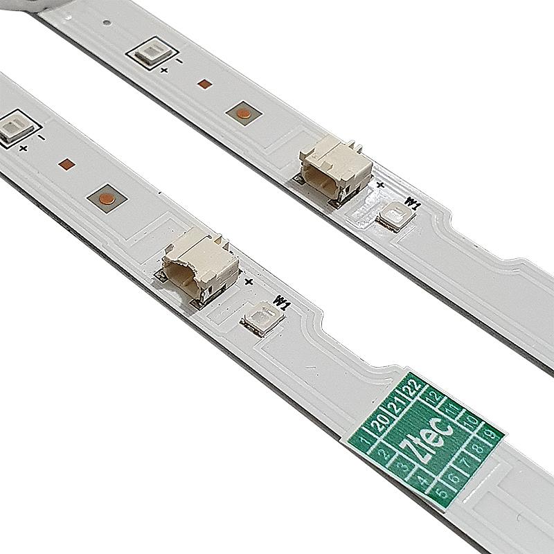 KIT 2 BARRAS DE LED SAMSUNG UN32J4000 UN32J4290 UN32J4300 L1_N5K_C2H_FAM_S5(1)_R1.0_S1D_100_LM41-00616A