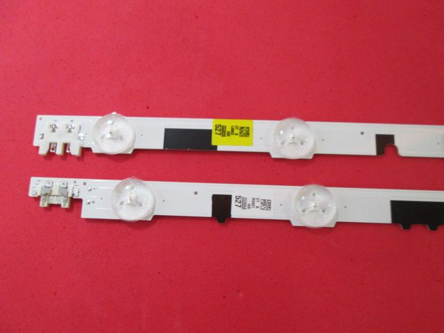 KIT 2 BARRAS DE LED SAMSUNG UN40F5200AG UN40F5500AG UN40F6400AG 1X D2GE-400SCA-R3 + 1X D2GE-400SCB-R3