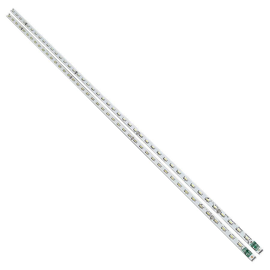 KIT 2 BARRAS DE LED SEMP TOSHIBA - Modelo LE4057 | Código *35018292 / KDL40RS611UN