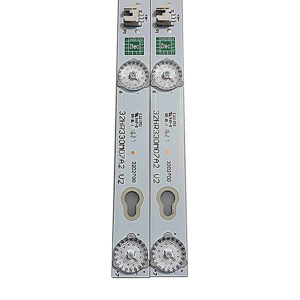 KIT 2 BARRAS DE LED TCL - Modelo L32S4700S   Código 32HR330M07A2 V2