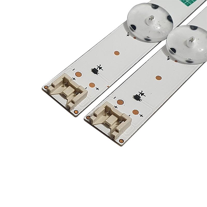 Kit 2 Barras de Led LG 32LJ600 B HD_LJ51/LJ57 L REV0.1_170610 EAV63192620