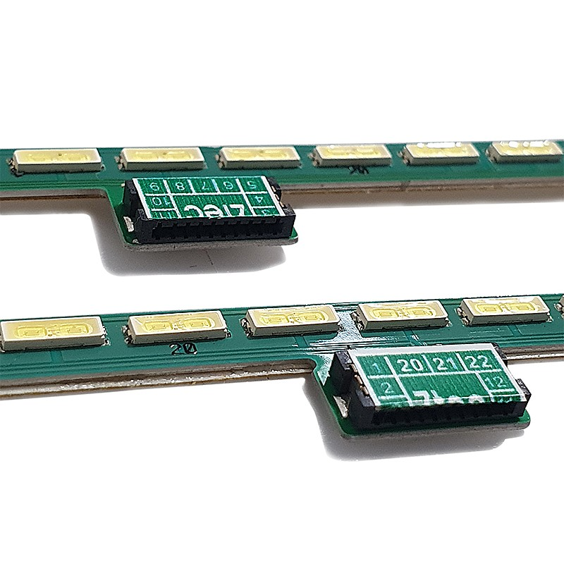 KIT 2 BARRAS LED LG - Modelo 42LM7600 | Código 6922L-0023A 54LEDS / 6916L-0947 + 6916L-0948