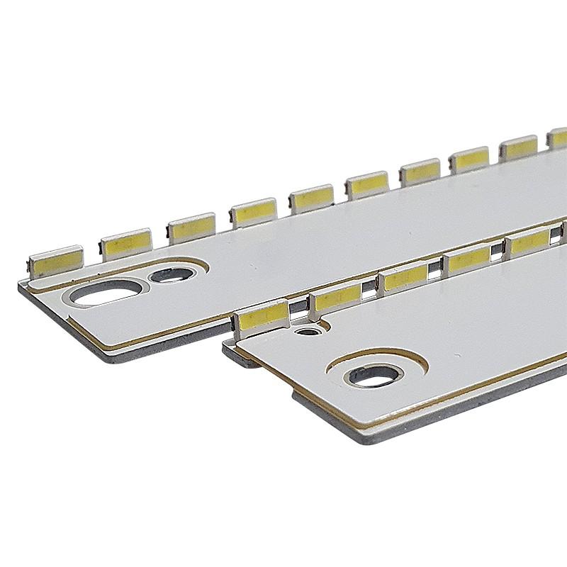 KIT 2 BARRAS LED SAMSUNG - Modelo UN49UK6400 | Código 39673A + 39674A