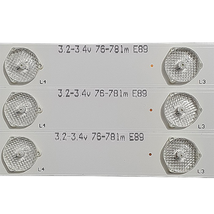 KIT 3 BARRAS DE LED PHILCO - Modelo PH29E52DG | Código IC-A-SKA29D237