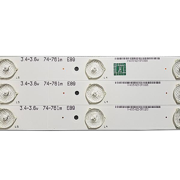 KIT 3 BARRAS DE LED PHILCO - Modelo PH29E52DG | Código IC-A-SKA29D237