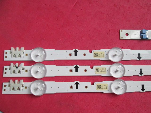 KIT 3 BARRAS DE LED SAMSUNG T28E310LH LM41-00099N  REV1.1 + INTERFACE BN41-02400A