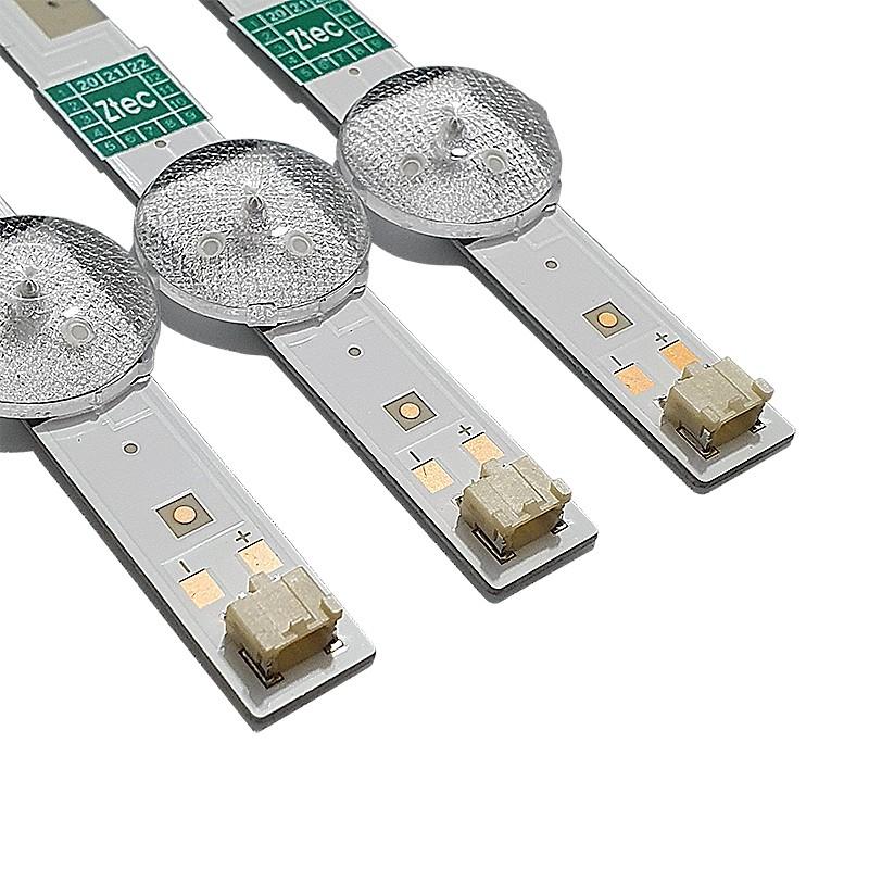 KIT 3 BARRAS LED SAMSUNG - Modelo UN40J5200 / UN40J5200AG | Código LM41-00355A 37622A