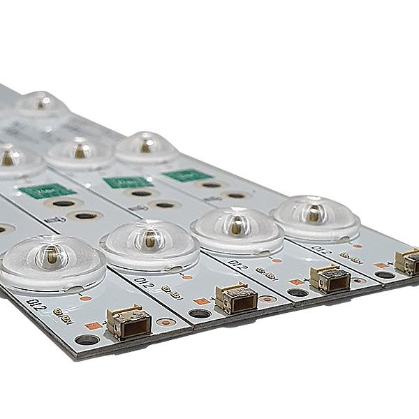 KIT 4 BARRAS LED PHILIPS CÓDIGO GJ-DLEDII P5-ABL-400-D412-V6 MODELO 40PUG6300