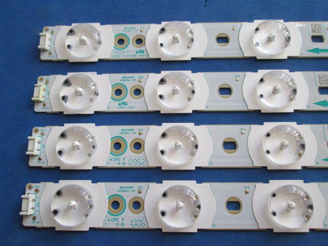 KIT 4 BARRAS DE LED PHILIPS - 40PFL6615D A668WJ-9X 02