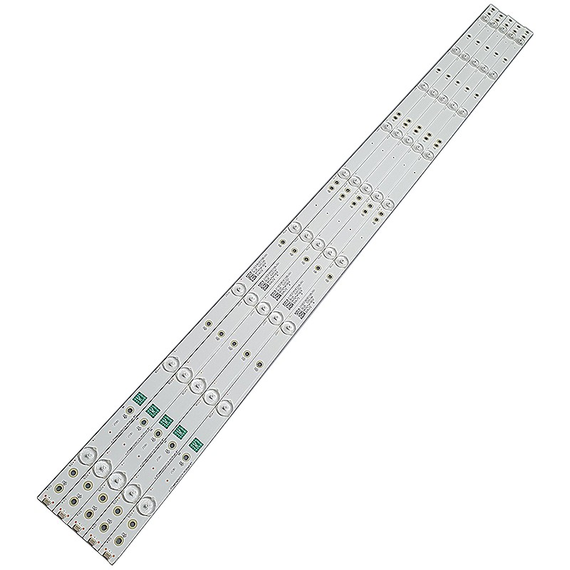 KIT 5 BARRAS DE LED PHILIPS - Modelo 50PUG6102/78 | Código LB-PM3030-GJCD505X9AH22-Y