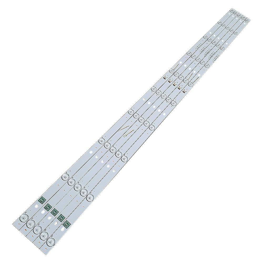 KIT 5 BARRAS LED PHILCO - Modelo PTV48A12DSGWA | Código CJ 1.30.1.48N9105R V0