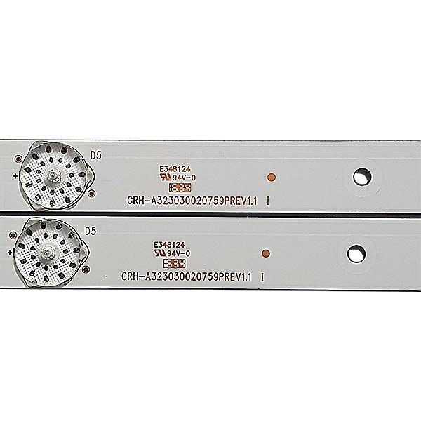 KIT BARRA LED PHILCO PH32E20DSGWA CRH-A323030020759PREV1.1