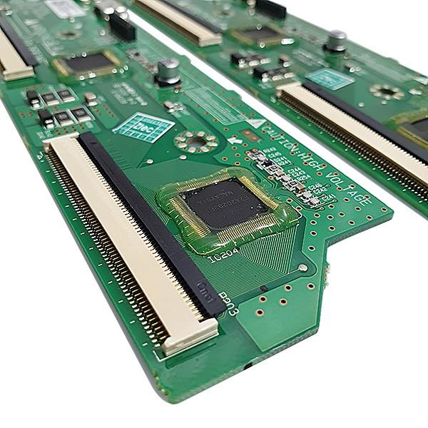 PAR DE PLACAS BUFFER LG - Modelo 50PJ250 / 50PJ350 | Código EAX61315101 - EBR63551701 / EAX61315001 - EBR63551601