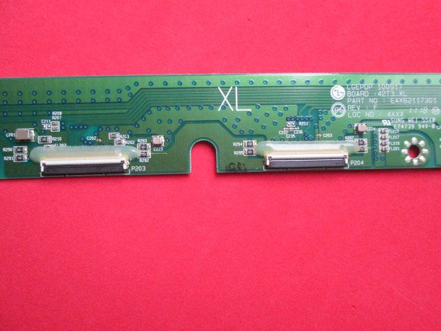 PLACA BUFFER LG MODELO 42PT350 42PW350 EAX62117301 / EBR68019901