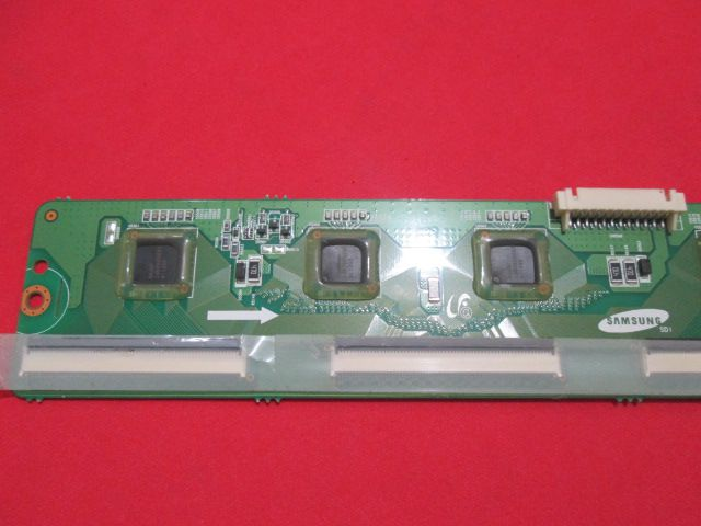 PLACA BUFFER SAMSUNG MODELO PL43D490 LJ41-09480A / LJ92-01798A