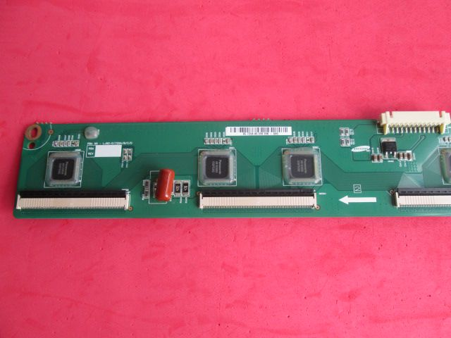 PLACA BUFFER SAMSUNG MODELO PL50A450 CÓDIGO LJ41-08459A / LJ92-01729A