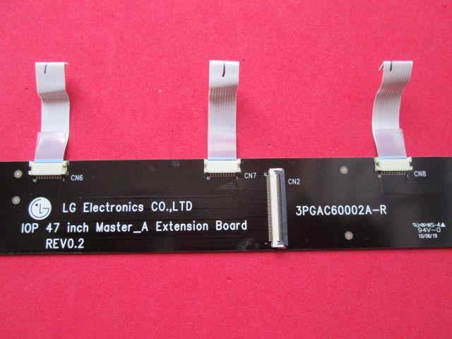 "PLACA DA TELA TV LG 47"" 3PGAC60002A-R PCLH-L910X"