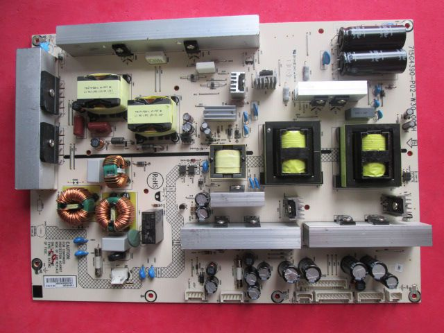 PLACA FONTE AOC 715G4390-P02-W30-003H MODELO V462