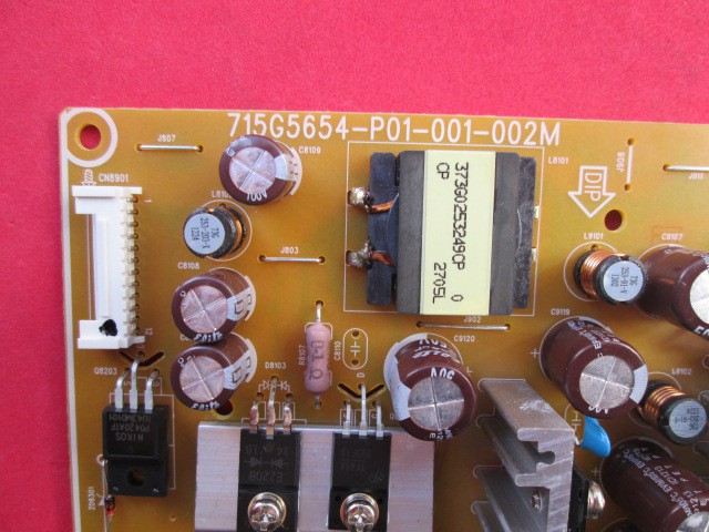 PLACA FONTE AOC MODELO LE32D0330 CÓDIGO 715G5654-P01-001-002M