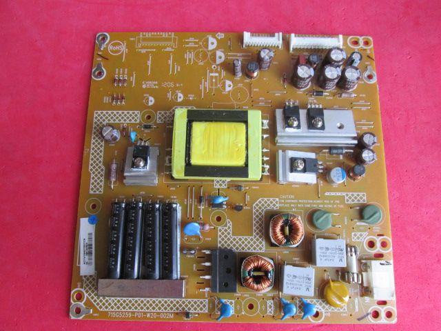 PLACA FONTE AOC MODELO LE32W156 CÓDIGO 715G5259-P01-W20-002M TESTADA  - Jordão R.Camacho
