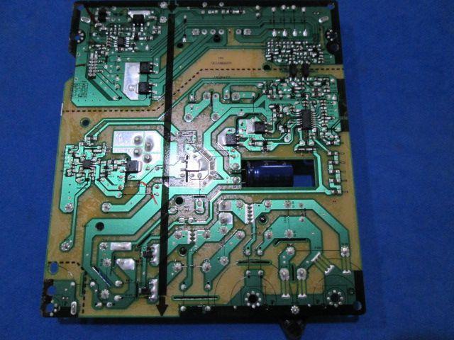 PLACA FONTE LG 43LJ5550 EAX67486801(1.0)