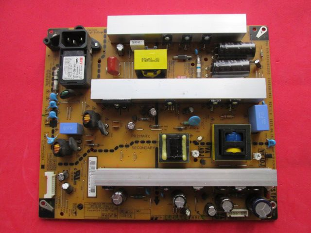 PLACA FONTE LG 50PH4700 / 50PN4500 EAY62812502 EAX64863802 REV:1.0 / 3PCR00125A / PSPI-L212A